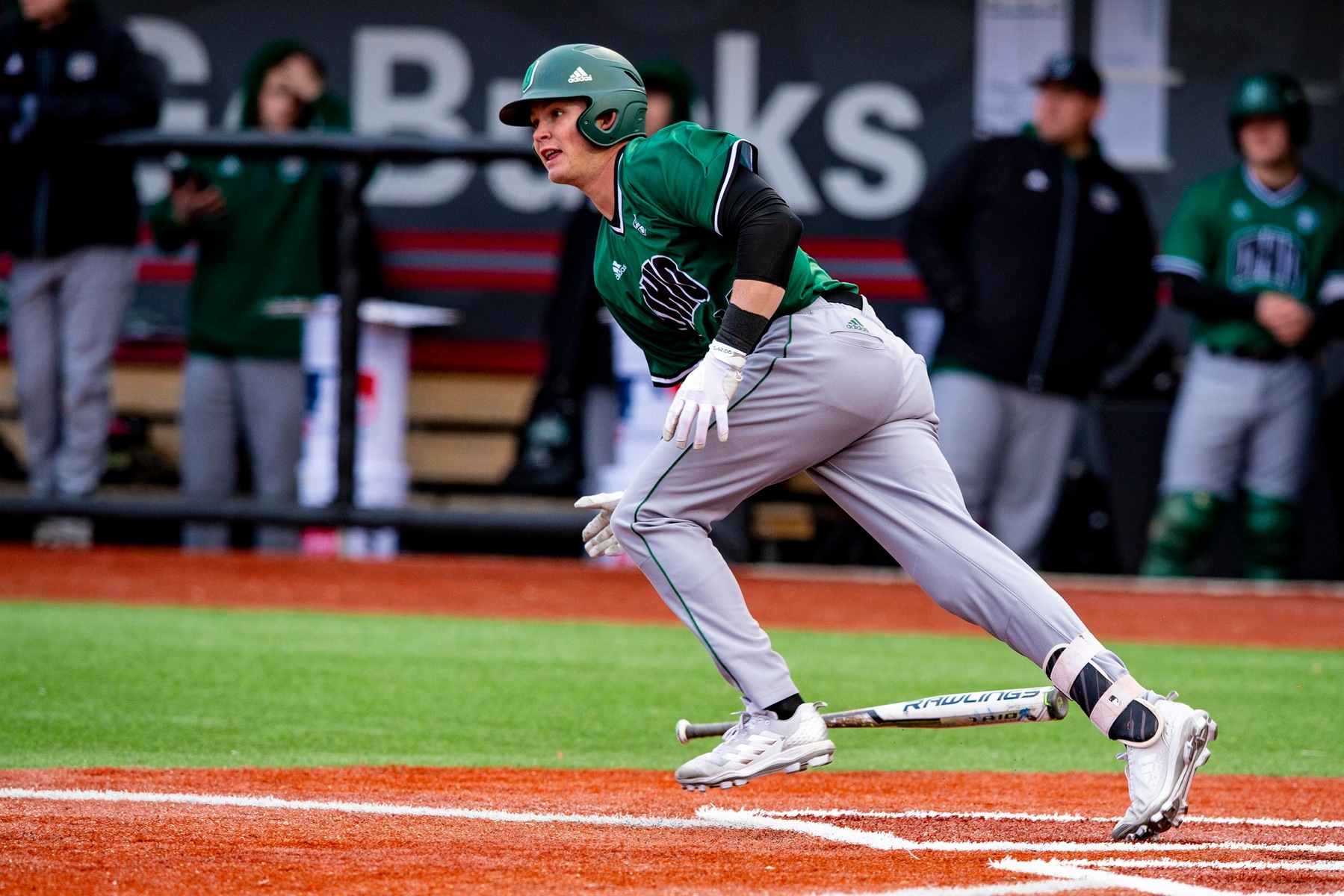 Ohio Baseball Falls At Ohio State