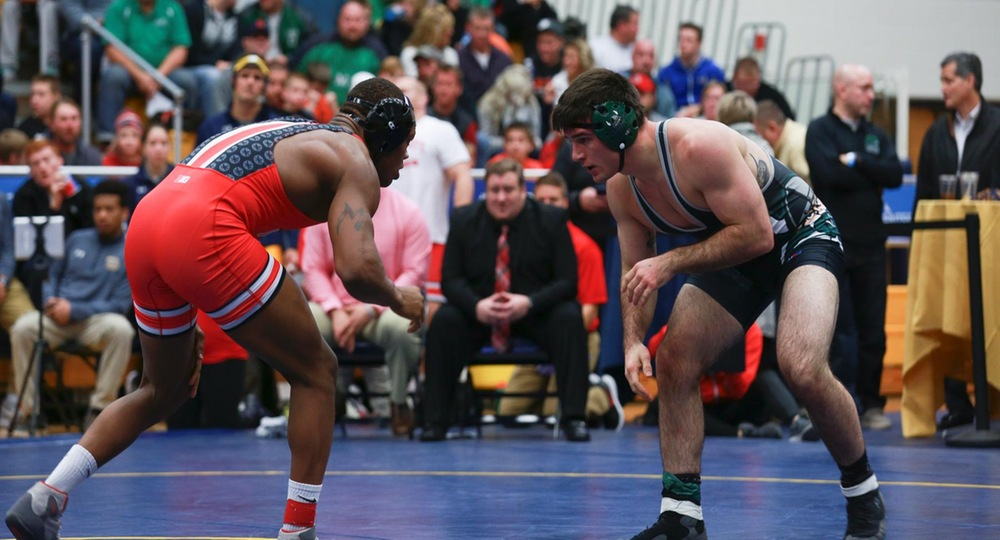 Bald Eagles Top Cleveland State in Home-Opening Dual