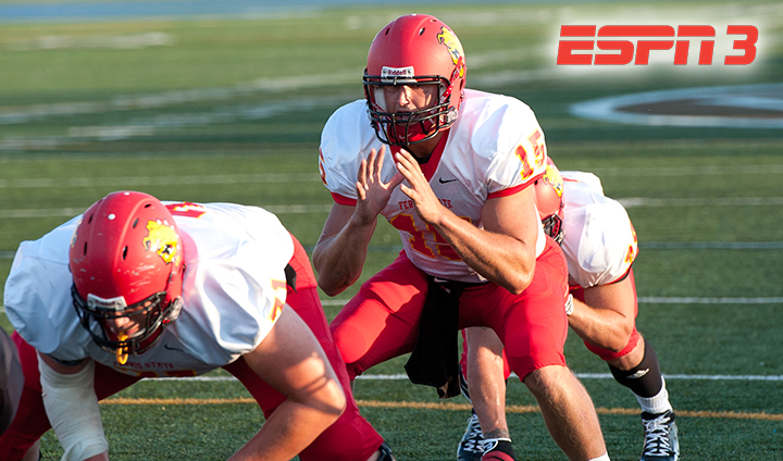 Ferris State Football Season Opener To Be Televised Live In HD By ESPN3