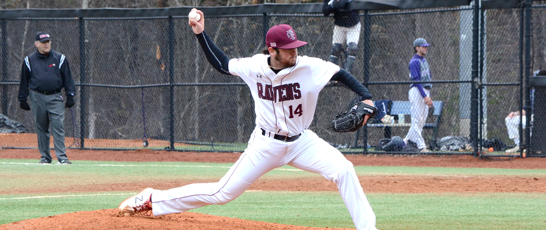 Baseball Capitalizes on Late Miscues to Notch 6-4 Win at Merrimack