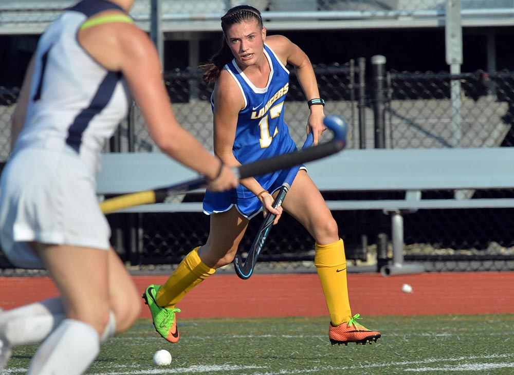 Parent Becomes Field Hockey's All-Time Leading Scorer in OT Defeat