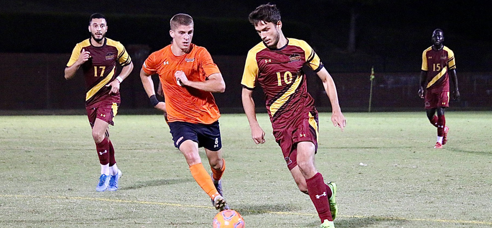 Pioneers dominate Shaw, held to 2-2 draw