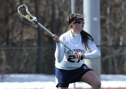 Eagles Lax Grabs First-Ever OT Win Over Castleton