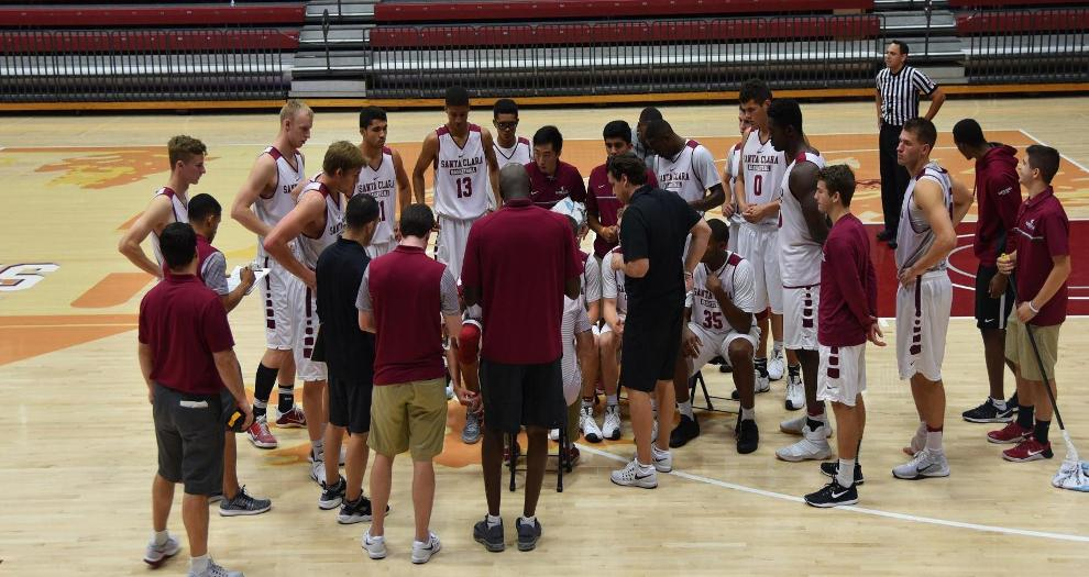 Men's Basketball Faces Life Pacific Saturday in Exhibition Action