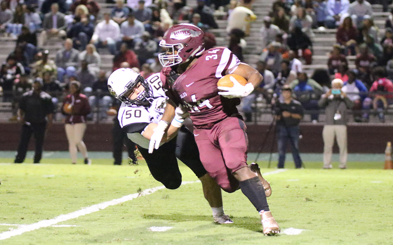 Warriors Keep Playoff Hopes Alive With Win at Hinds