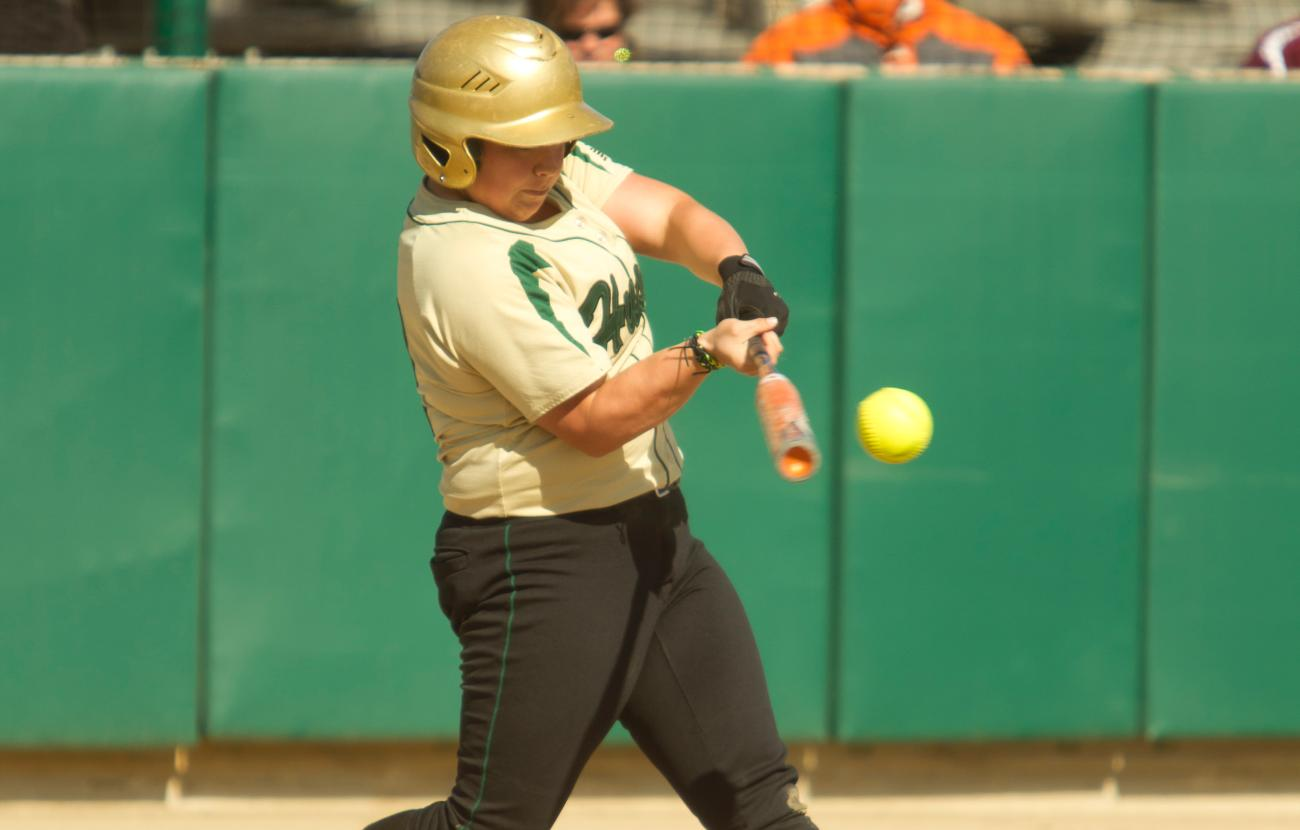 Husson Nabs Afternoon Doubleheader with USM