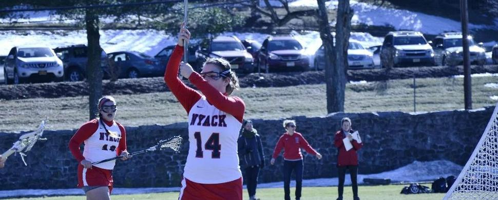 Women's Lacrosse Comes Up Short Against Chestnut Hill, 16-11
