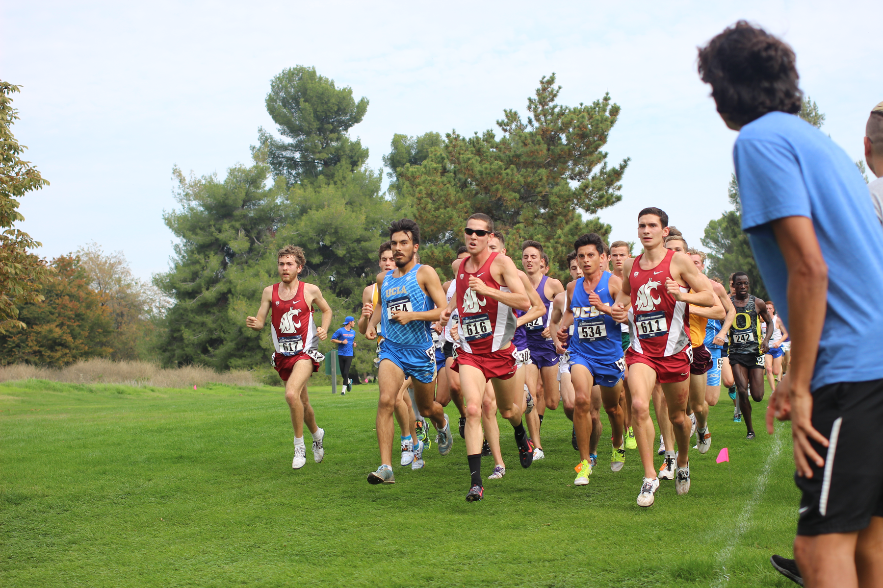 Avila All-Region, Gaucho Men and Women 14th at NCAA West Regional