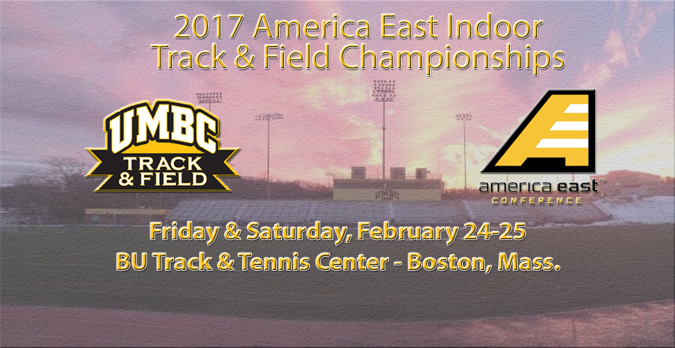 Track and Field Heads to Boston for the 2017 America East Indoor Championships