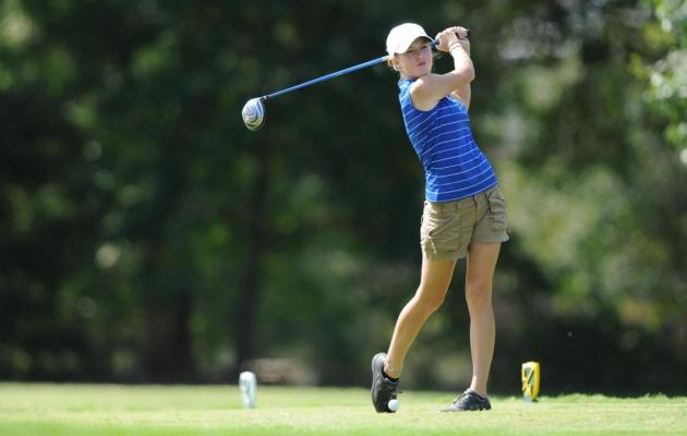 Coker in 15th Place after Day One of Patsy Rendelman Invitational