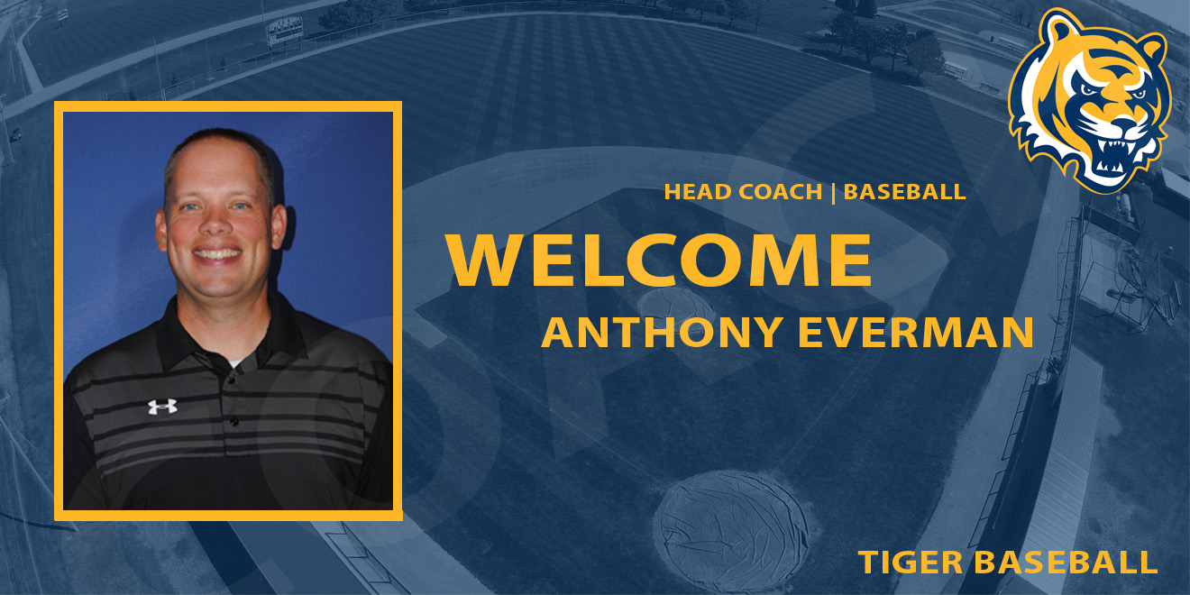 Anthony Everman Hired as Head Baseball Coach