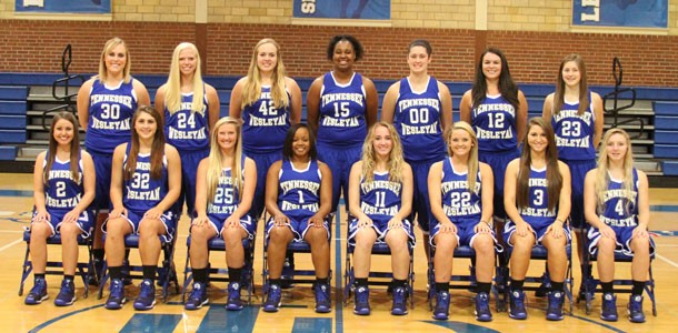 Tennessee Basketball 2014 2014-15 Tennessee Wesleyan