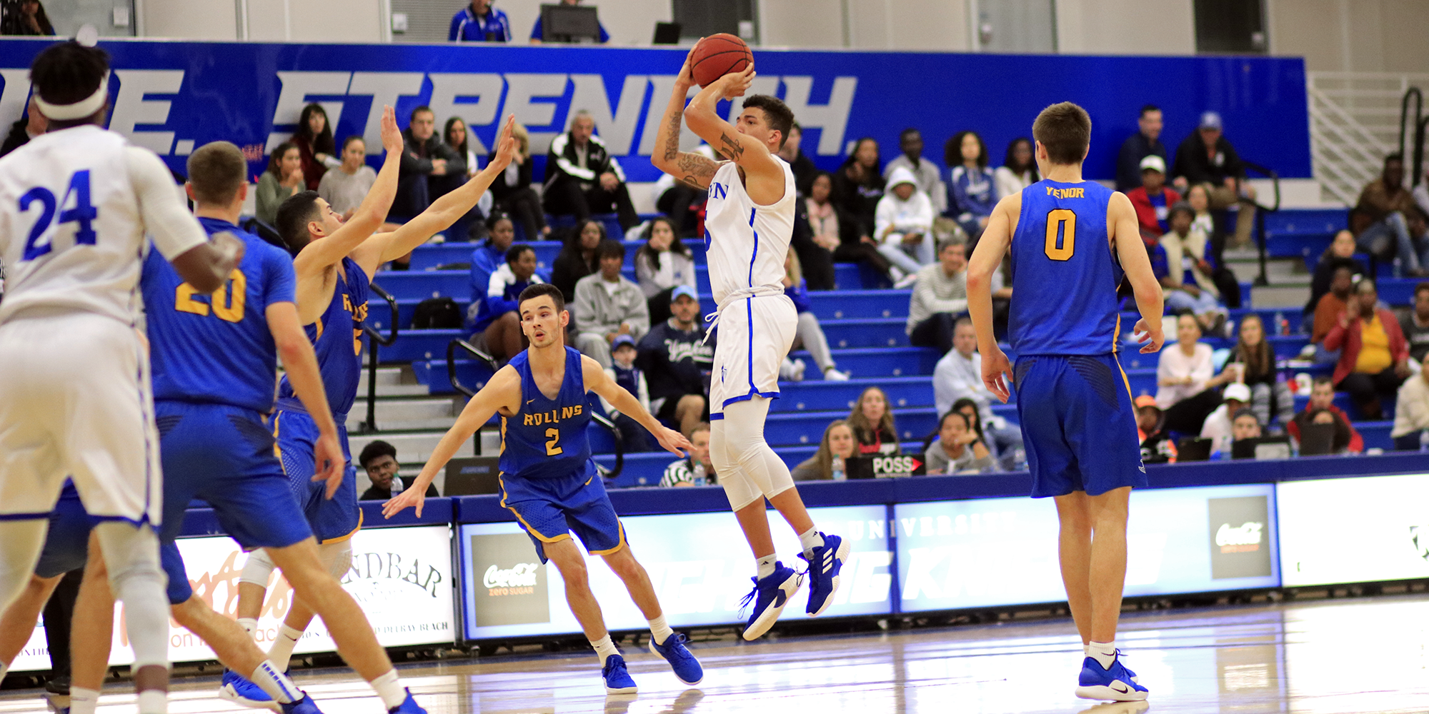 Baez Named to NABC All-District Second Team
