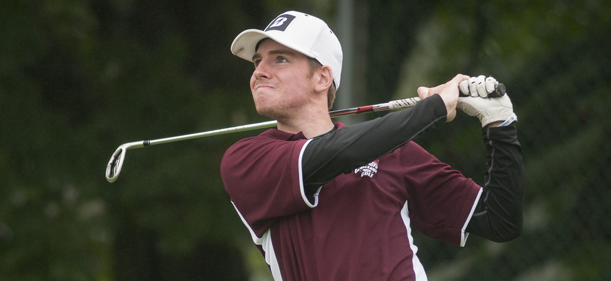 Golf Concludes Fall Season at New England Championships