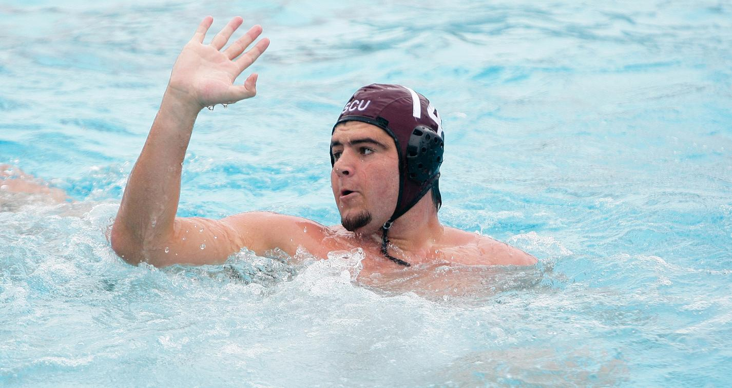 No. 15 Men's Water Polo Continues Road Play This Weekend
