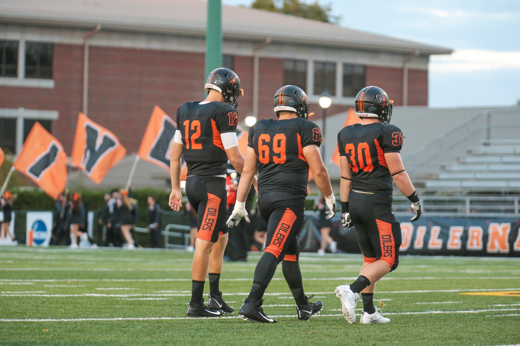 Findlay Puts Streak on the Line at Hillsdale