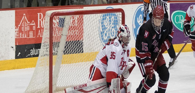 RPI edged by Harvard
