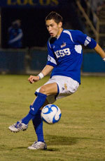 Eric Avila Drafted By FC Dallas, Brennan Tennelle Selected By Real Salt Lake in MLS SuperDraft