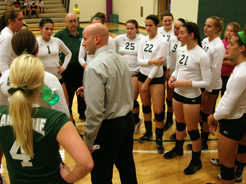 Storm Stopped In Straight Sets vs. Northwood