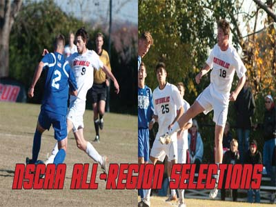 Brennan and DiMarco receive All-Region accolades