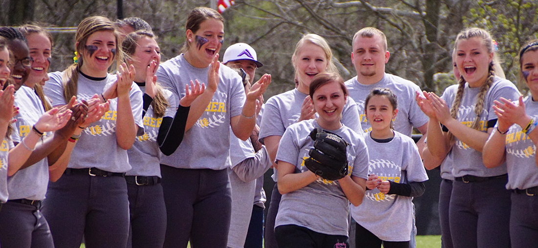 Doubleheader With Lake Erie Ends In Split, Softball Celebrates Ninth Annual Friends Of Jaclyn Day