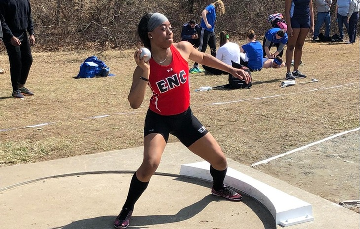 Women's Track & Field Competes at UMass Dartmouth Corsair Classic