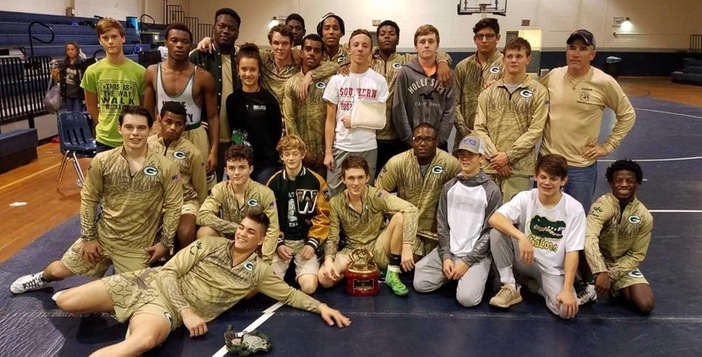 Gator Wrestling Team Continues to Dominate the Competetion