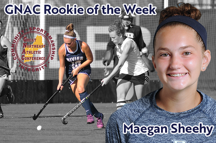 Field Hockey: Maegan Sheehy named GNAC Rookie of the Week