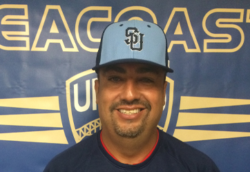 BASEBALL COMING TO GREAT BAY CC, CALERO HIRED AS HEAD COACH