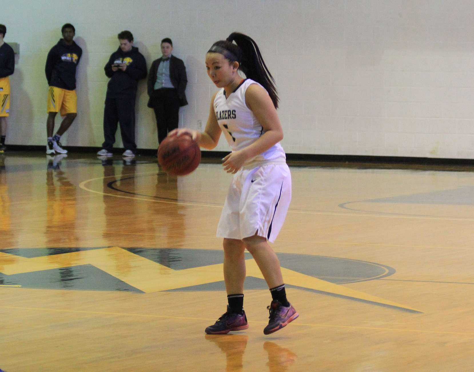 Women's Basketball Thumps Lesley On The Road