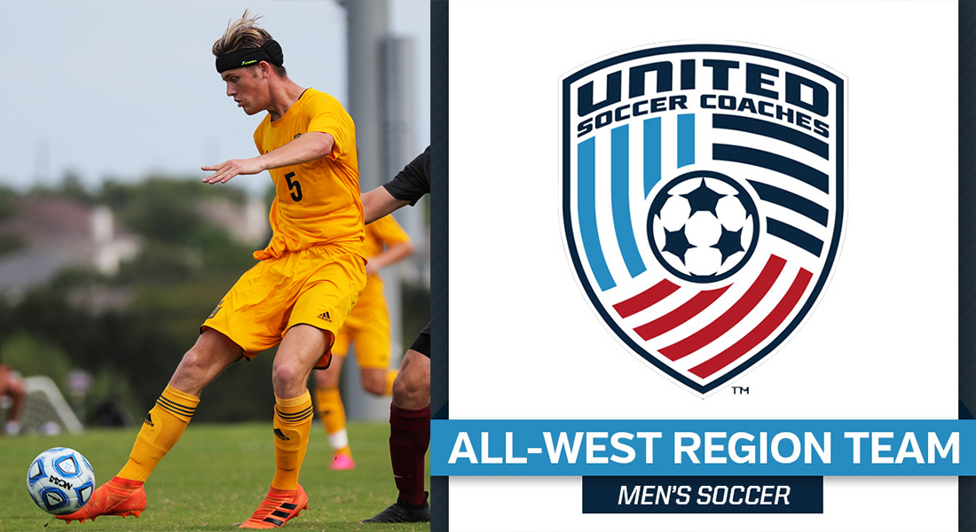 Dauth Named to Men's Soccer All-Region Team