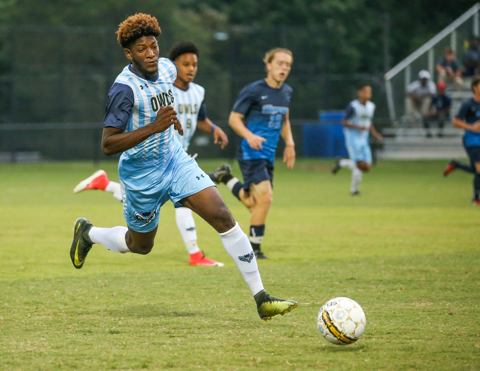 Eighth-Ranked Prince George's Men's Soccer Does Not Skip A Beat In Win Against Chesapeake Skipjacks
