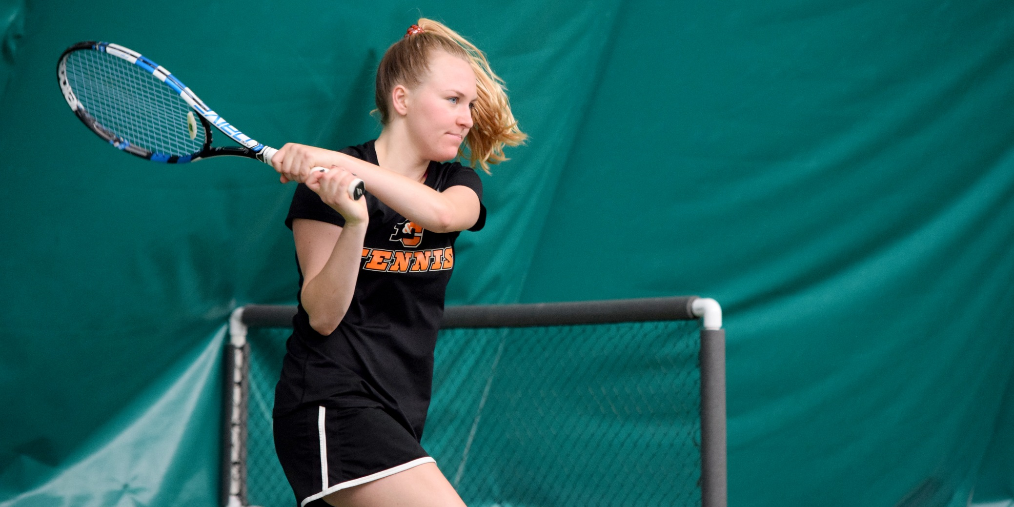 Plawska selected for NCAA Div. III Women's Tennis Championships