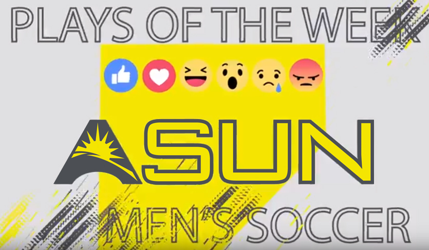 Vote For the #ASUNMSOC Plays of the Week on Facebook