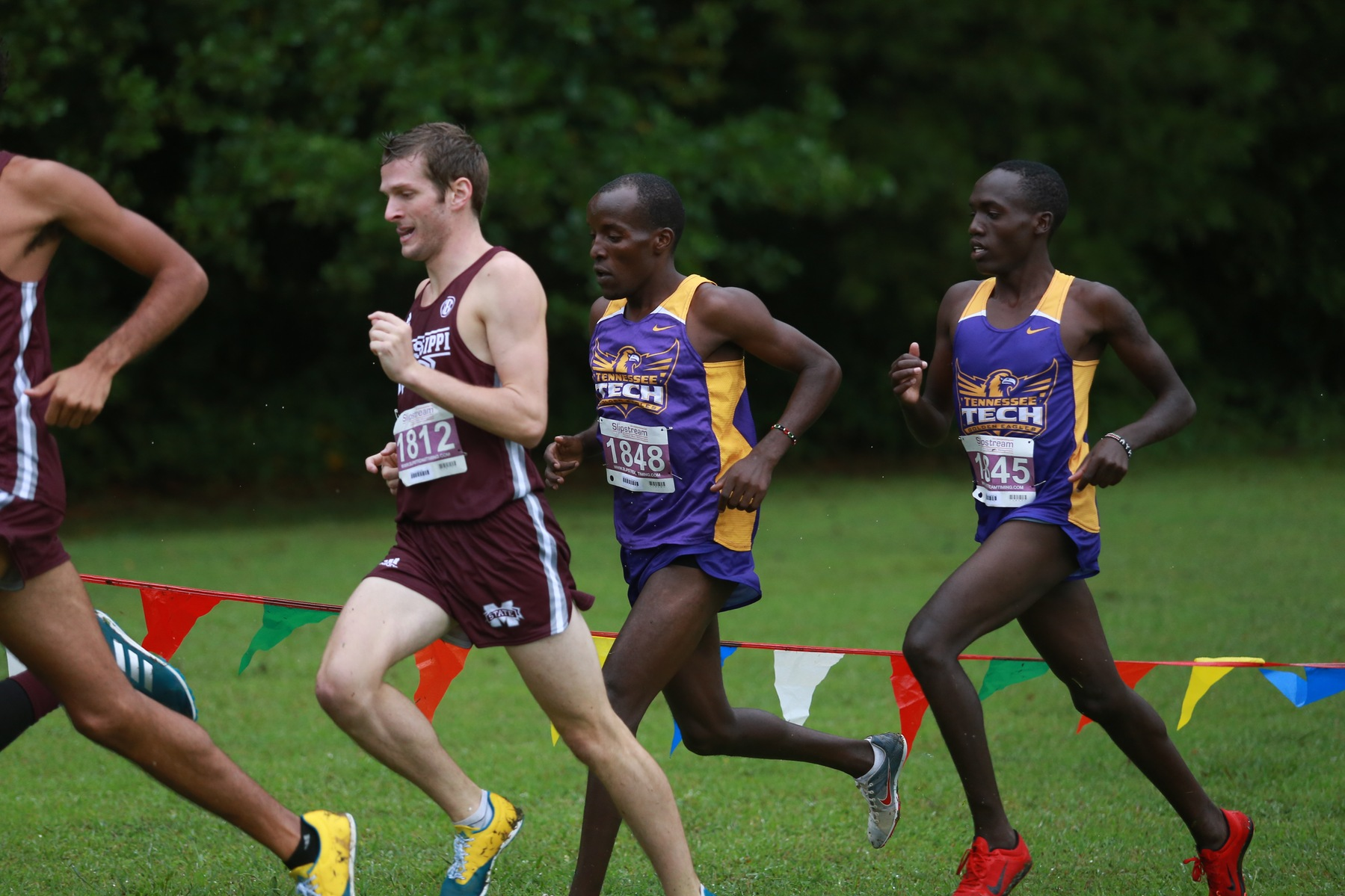 Men's cross country holds steady in latest USTFCCCA South Region rankings