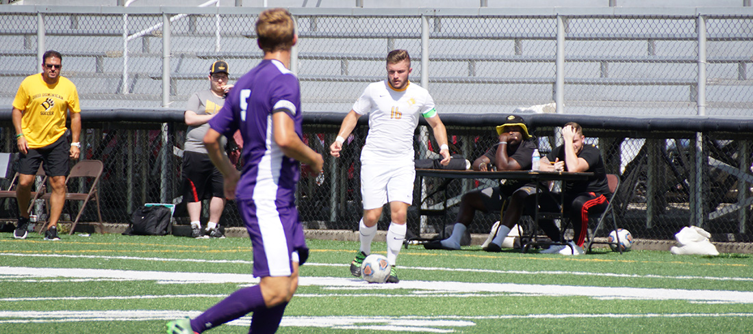 Kasprzak Named To Third Team All-Midwest Region By United Soccer Coaches