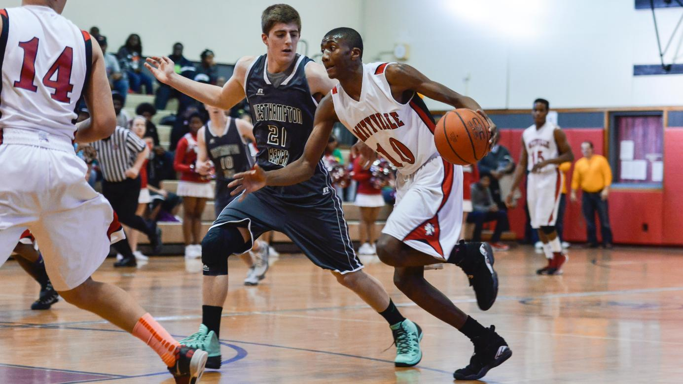 All-Long Island Guard Travis Dickerson Signs National Letter of Intent with Men's Basketball
