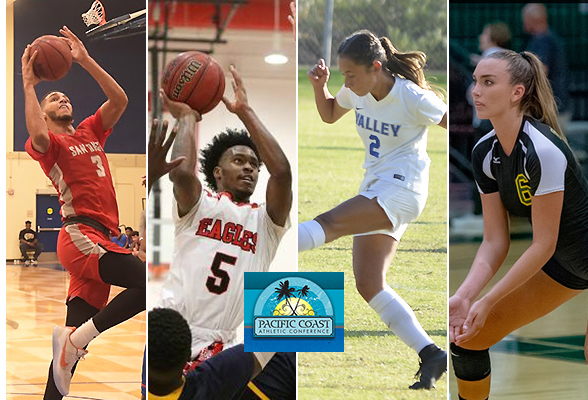 Four earn PCAC Athletes-of-the-Month for November