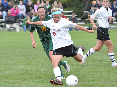 Ferris Plays NMU to a Scoreless Overtime Tie