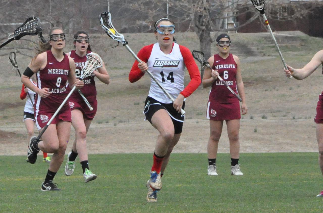 Lacrosse: Panthers open USA South schedule against Meredith