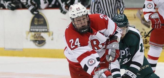 af6eeae1c RPI Drops Non-League Game Against UConn - ECAC Hockey