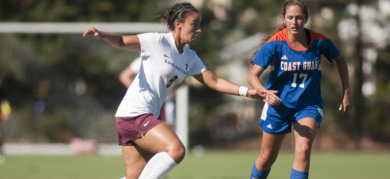 Women's Soccer Battles to 1-1 Draw With Smith College