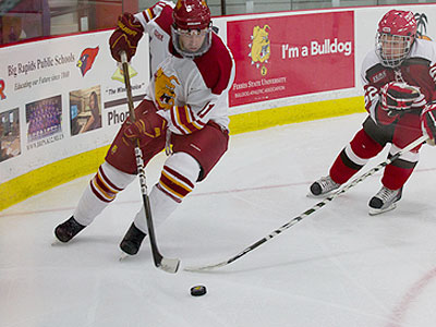 FSU Hockey Sweeps Season-Opening Series