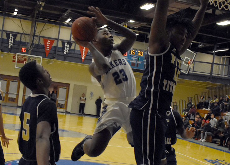 Lakeland earns first victory of the season with beating of Pitt-Titusville, 114-85