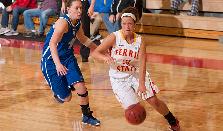 PREVIEW: Ferris State Women's Basketball At Home To Face GVSU, SVSU This Week