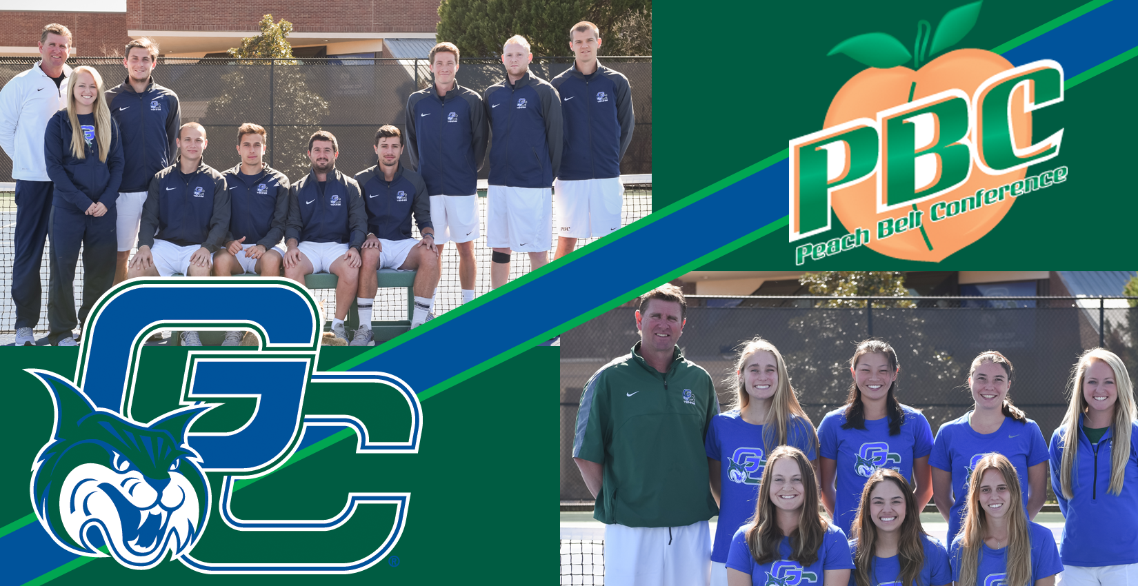 2017 Georgia College Tennis