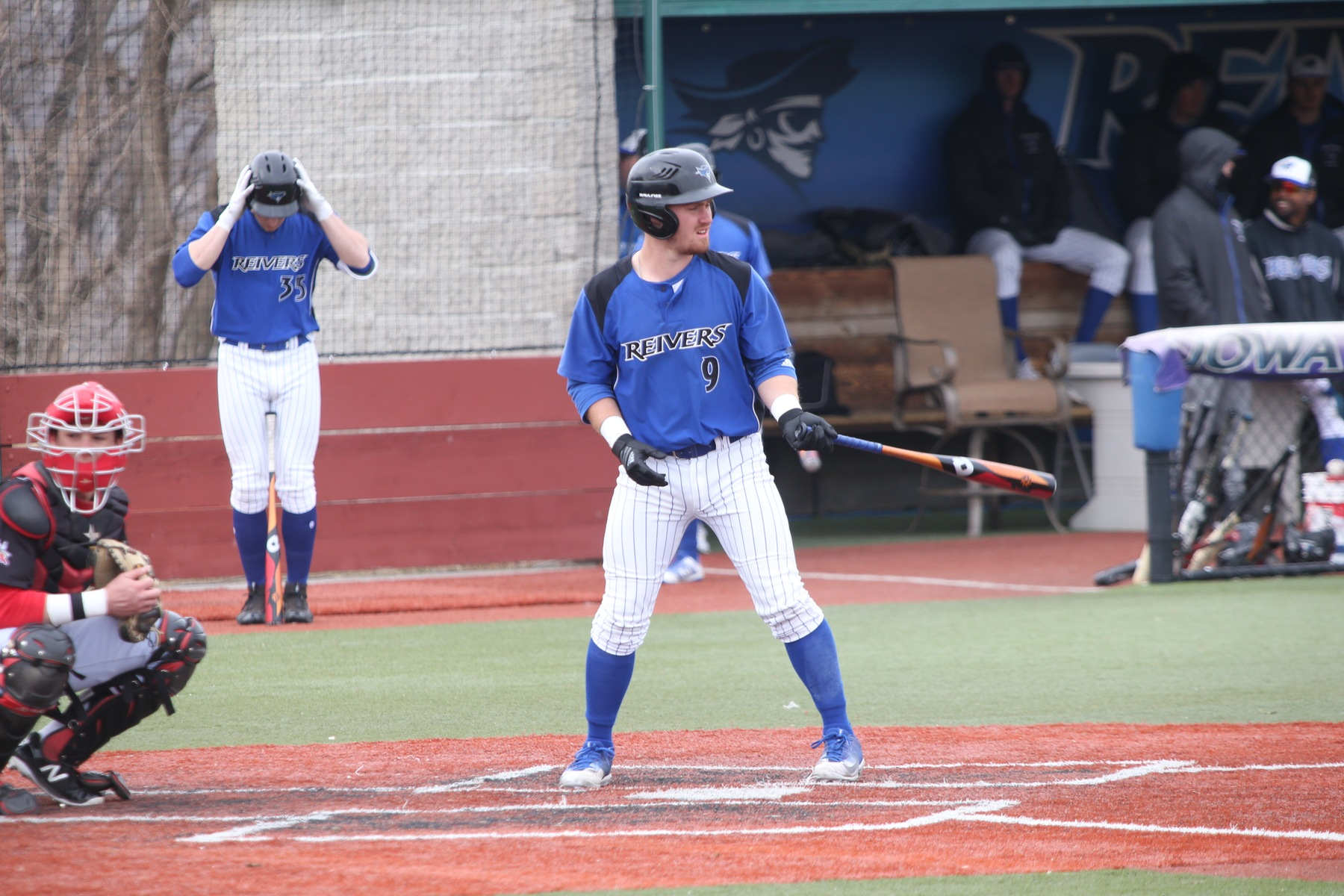 Reivers Pound Cloud County 13-6 in Mid-Week Action