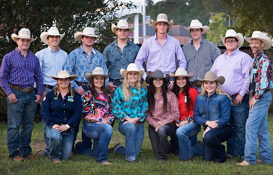 Pearl River rodeo competes in Arkansas-Monticello event