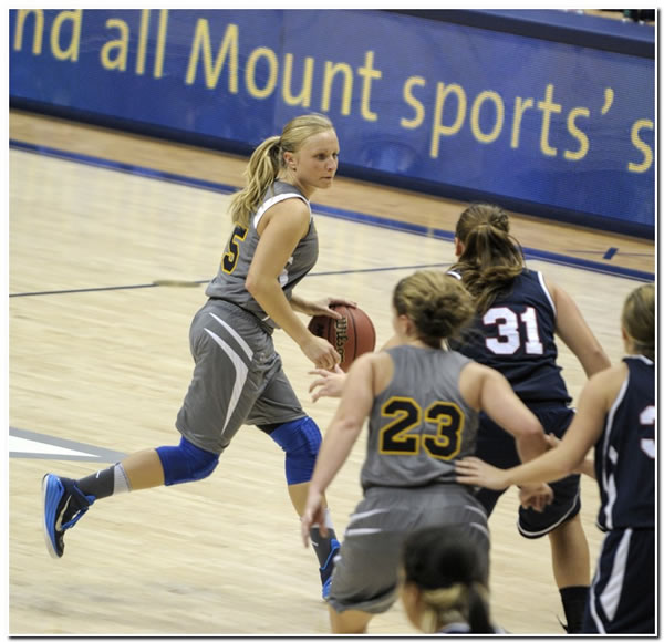Lions' women's basketball team loses at Franklin College