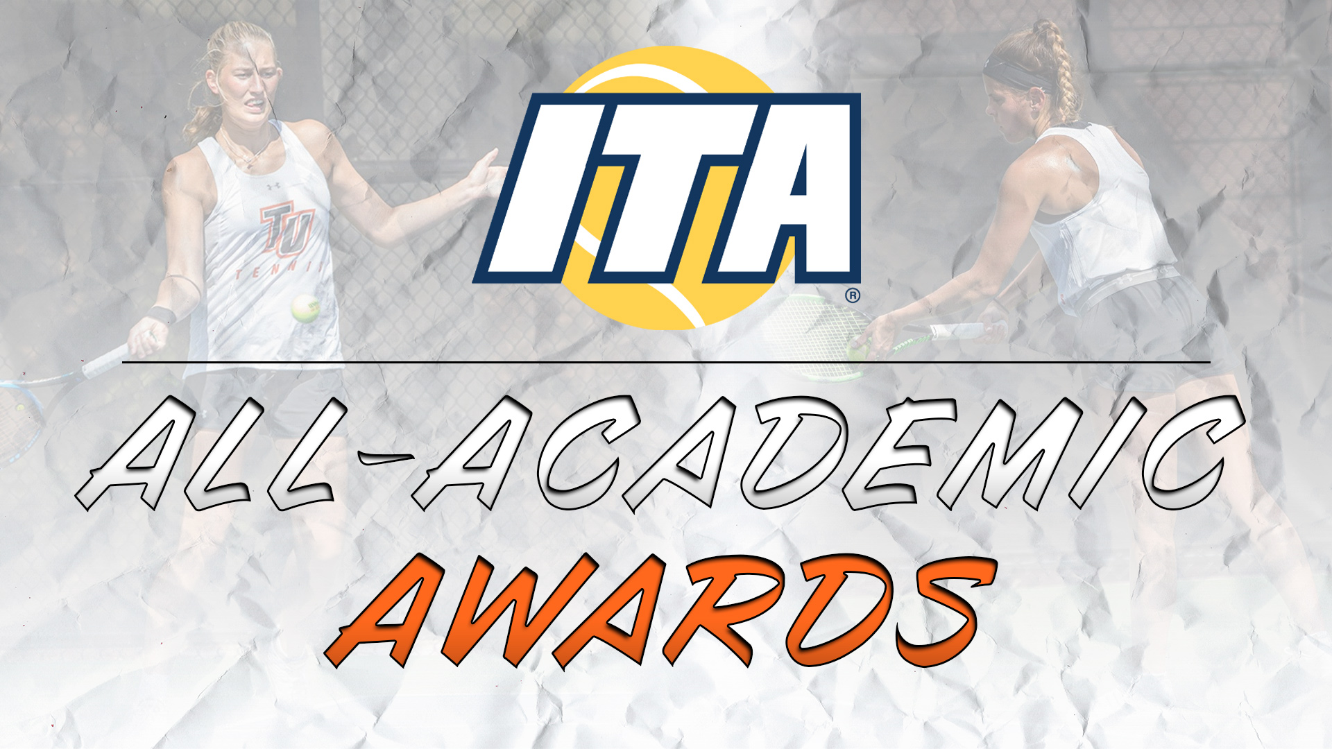 Pioneers claim All-Academic Team, Scholar-Athlete accolades from ITA